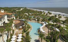 Sea Island Resort, Sea Island, GA - Read about Sea Island in Iconic Magazine's FEB2013 Issue!