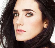Jennifer Connelly is new face of Shiseido skincare. Eye color app identifies and measures every shade of color in your eyes. Beauty News, Beauty Secrets, Beauty Hacks, Beautiful Eyes, Most Beautiful Women, Cool Winter, Dark Winter, Portraits, Shiseido