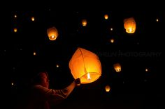 Paper lanterns   By awhelin, on Flickr.