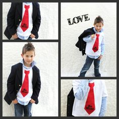 Valentines Shirt for Boy