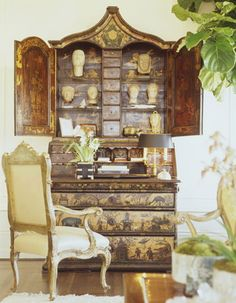 Chinoiserie Chic..so love this...so want this!