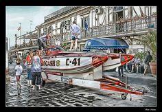 Off-shore  - Napoli