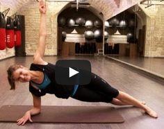 2 exercices pour un ventre plat - Vidéo Doctissimo