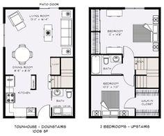 Luxury townhouse floor plans bing images architecture for Townhouse floor plan luxury