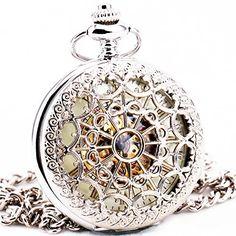 Delicate Silver Stainless-steel Unisex Baroque Womens Aut... https://www.amazon.com/dp/B014HT36GY/ref=cm_sw_r_pi_dp_x_hmK.xbSKBPZ15