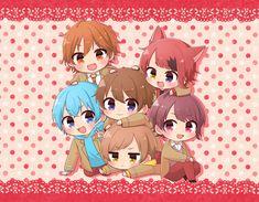 Kawaii Chibi, Anime Chibi, Kaito, Hatsune Miku, My Idol, Cool Art, Pokemon, Cute, Pictures