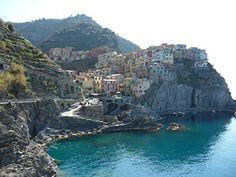 Cinque Terre: Description of the walking trails