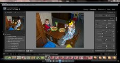 Learn how to use Red Eye Remover in Lightroom!