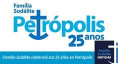 Familia Sodálite celebrará sus 25 años en Petrópolis