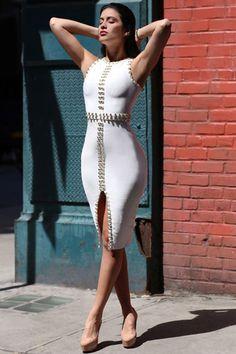 Sukienka Bandażowa - Bandage Dress