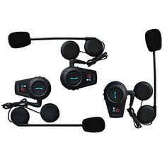 Best price on Elife 3X Weatherproof 500m GPS Bluetooth Motorcycle Intercom 3 Riders for Helmet Headset Ski/ATV with Streaming Wireless Music A2DP (F01-500) // See details here: http://bestmotorbikereviews.com/product/elife-3x-weatherproof-500m-gps-bluetooth-motorcycle-intercom-3-riders-for-helmet-headset-skiatv-with-streaming-wireless-music-a2dp-f01-500/ // Truly a bargain for the inexpensive Elife 3X Weatherproof 500m GPS Bluetooth Motorcycle Intercom 3 Riders for Helmet Headset Ski/ATV…