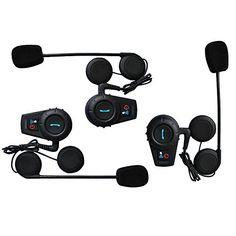 Best price on Elife 3X Weatherproof 500m GPS Bluetooth Motorcycle Intercom 3 Riders for Helmet Headset Ski/ATV with Streaming Wireless Music A2DP (F01-500) // See details here: http://bestmotorbikereviews.com/product/elife-3x-weatherproof-500m-gps-bluetooth-motorcycle-intercom-3-riders-for-helmet-headset-skiatv-with-streaming-wireless-music-a2dp-f01-500/ // Truly a bargain for the inexpensive Elife 3X Weatherproof 500m GPS Bluetooth Motorcycle Intercom 3 Riders for Helmet Headset Ski/ATV…