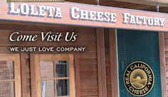252 Loleta Drive  Loleta, CA 95551  (800) 995 0453 I love this cheese!