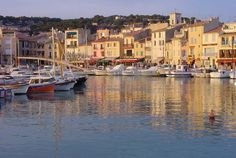 Cassis, Provence South of France