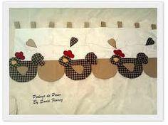 Resultado de imagen para bando de galinhas patchwork