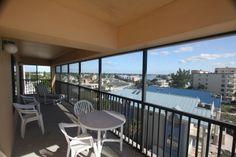 Villa Madeira Vacation Rental - VRBO 487179 - 3 BR Madeira Beach Condo in FL, Luxury Beachfront Top Floor Corner Condo with Large Balcony