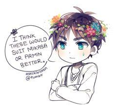 Flower crown request (2) http://lovejunchan.tumblr.com/post/55684003345/askchibieren-i-feel-a-little-weird-wearing