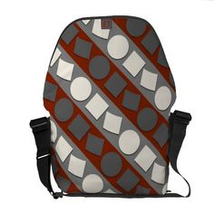 Custom designer Rickshaw bag Messenger Bag