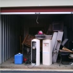 10x15. #StorageUnit is said to contain trolling motor, water cooler, misc items. Ends Jan 7, 2016 3:20PM America/Los_Angeles. Lien Sale.