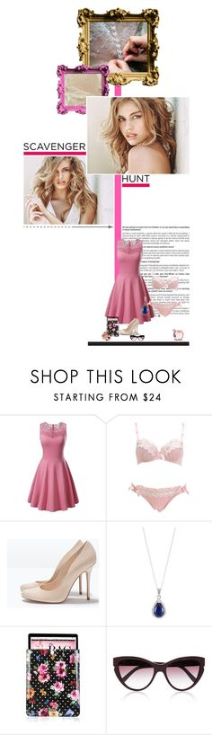 """""""shedding each hope like leaves."""" by avengingangels ❤ liked on Polyvore featuring Jenny Packham, Zara, Lord & Taylor, Dolce&Gabbana, STELLA McCARTNEY and Baccarat"""