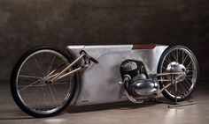 "1964 Jawa 350 ""Easy Like Sunday Morning"" racer  #1964 #350cc #ELSM #Jawa #Urban Motor"