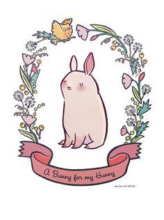 Bunny for My Hunny,