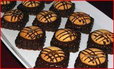 Vánoční cukroví :: Jiříkova kuchařka Christmas Cookies, Muffin, Sweets, Breakfast, Food, Biscuits, Xmas Cookies, Morning Coffee, Christmas Crack