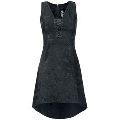 """Vixxsin Mittellanges Kleid, Frauen """"Death"""" schwarz • jetzt online bestellen • EMP"""