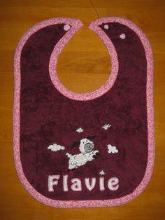 Bavette Bavoir Bib mouton