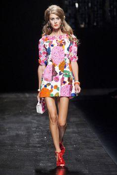 Floral Prints Fashion Week Spring 2013 - Floral Prints Trend NYFW SS13 - Elle