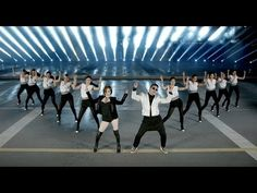 Haraboji, there you are! PSY - GENTLEMAN M/V