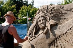 sand castles PARKSVILLE Vancouver Island, Castles, Photo Galleries, Gallery, Roof Rack, Chateaus, Palaces, Palace, Castle