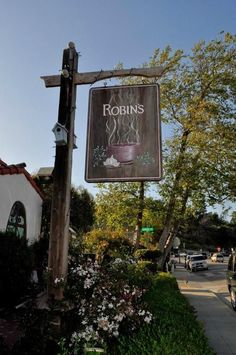 One of our favorite restaurants in Cambria, California
