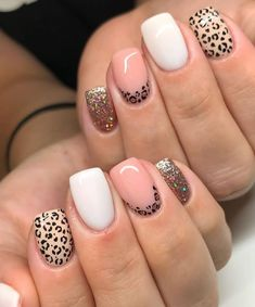 Get Nails, Fancy Nails, Love Nails, Pretty Nails, Hair And Nails, Cute Easy Nails, Cute Gel Nails, Cute Short Nails, Short Nails Art