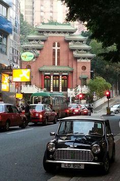 Otw to Tin Hau, Hong Kong