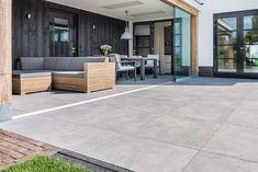 Concrete Patios, Backyard Pavilion, Pergola Patio, Backyard Plan, Backyard Patio, Outdoor Spaces, Outdoor Living, Outdoor Decor, Wooden Climbing Frame
