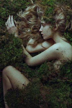 Gaia: Fine Art Portrait Series by Marta Bevacqua #inspiration #photography