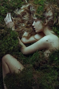 Gaia: Fine Art Portrait Series by Marta Bevacqua #inspiration #photography