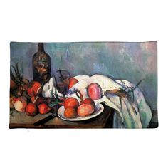 Paul Czanne (c) - Rectangular Pillow Case only