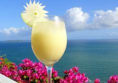 El Conquistador Resort & Las Casitas Village's Sangria de Coco recipe as featured in The Caribbean Journal.   Puerto Rico | ElConResort.com