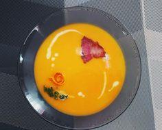 Doux bonheur: Hokaido krémová polievka