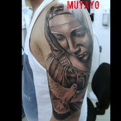 #muyayotattoo #davidmuyayo #tattoo #tatuaje #tatuajes #tatto