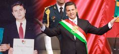 De plagiador a Presidente: Enrique Peña Nieto