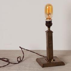 'Kentington' Table Lamp with radio bulb