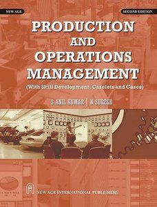 Production and Operations Management Book - Free PDF Books Management Books, Portfolio Management, Risk Management, Business Management, Inventory Management, Reading Online, Books Online, Welding Books, Accounting Exam