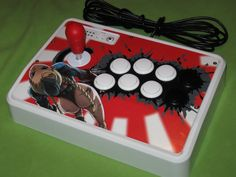 Arcade Joystick, Game Room, Sticks, Toys, Home, Painted Shoes, Activity Toys, Game Rooms, Clearance Toys