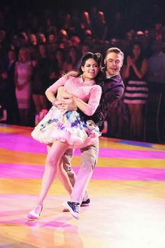 Derek & Bethany  -  Dancing With the Stars  -  Season 19  -  Fall 2014