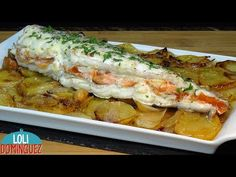 Chipotle Rice, Tasty Videos, Recipe Images, Fish And Seafood, Sin Gluten, Fish Recipes, Tapas, Paleo, Food And Drink