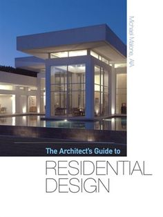 Start reading 'The Architect's Guide to Residential Design' on OverDrive: https://www.overdrive.com/media/292117/the-architects-guide-to-residential-design