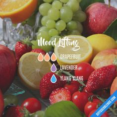 Mood Lifting - Essential Oil Diffuser Blend